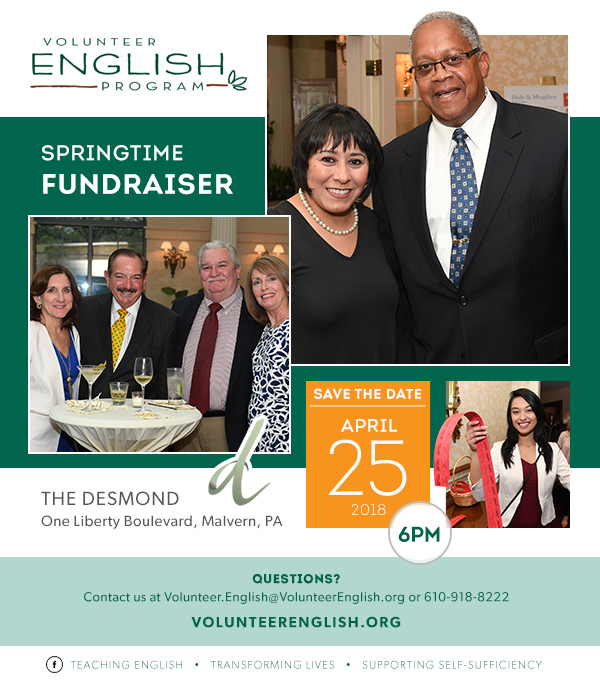 Building the Chester County Community – Celebratory Fundraising Event